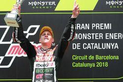 Podium: Fabio Quartararo, Speed Up Racing