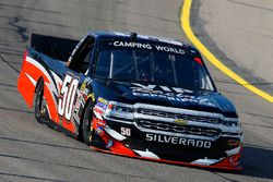 Ross Chastain, Beaver Motorsports, Chevrolet Silverado Image Tech