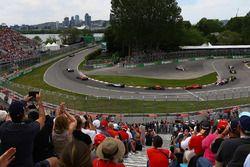 Sergio Perez, Force India VJM11 spins