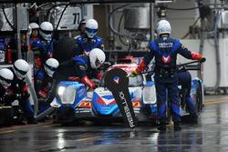 #31 Vaillante Rebellion ORECA 07-Gibson: Julien Canal, Nicolas Prost, Bruno Senna