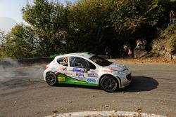 Domenico Erbetta, Valerio Silvaggi, Peugeot 207 S2000, GDA Communication