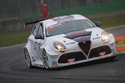Tommaso Mosca, Alfa Romeo Giulietta TCR, V-Action