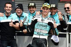 Third place Joan Mir, Leopard Racing