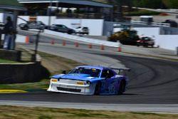 #9 TA Dodge Challenger: Jeff Hinkle of American V8 Road Racing