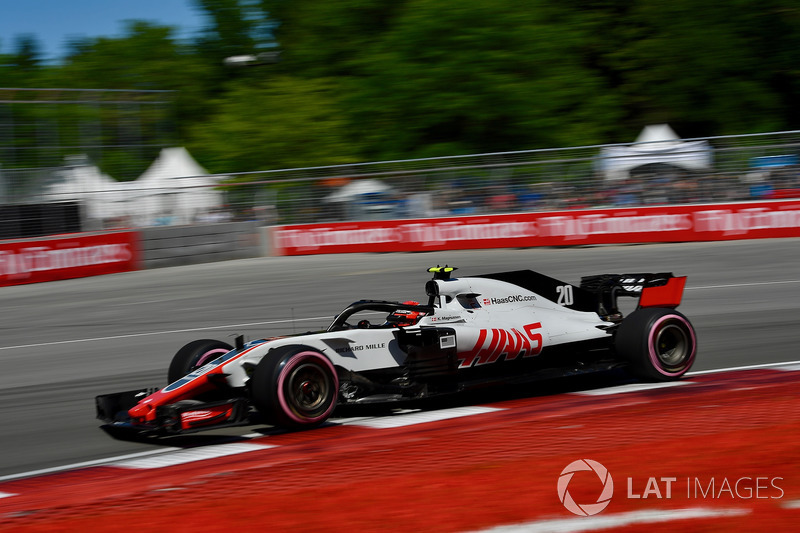 13. Kevin Magnussen, Haas F1 Team VF-18