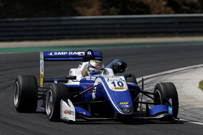Европейская Формула 3, II этап, «Хунгароринг»