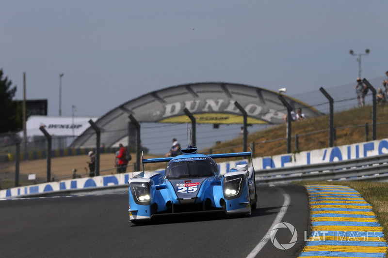 #25 Algarve Pro Racing Ligier JSP217 Gibson: Mark Patterson, Ate de Jong, Tacksung Kim, Ryan Cullen,