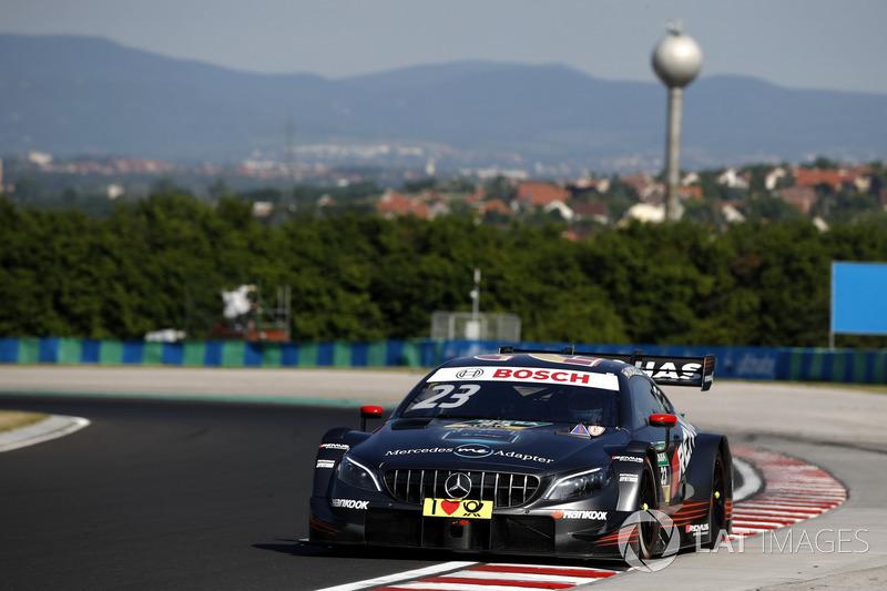 6. Daniel Juncadella, Mercedes-AMG Team HWA, Mercedes-AMG C63 DTM