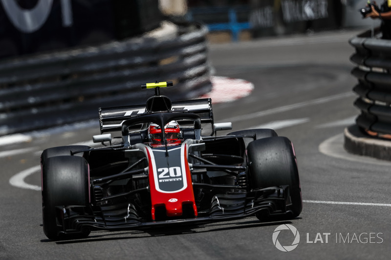 Kevin Magnussen, Haas F1 Team VF-18