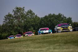 #62 Academy Motorsport - Aston Martin V8 Vantage GT4 - Matt Nicoll-Jones, Will Moore