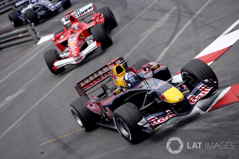 2006 -Red Bull Racing RB2 Ferrari