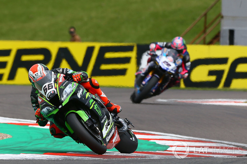 Tom Sykes, Kawasaki Racing, Alex Lowes, Pata Yamaha