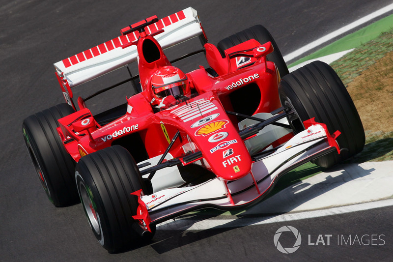 2006 Michael Schumacher, Ferrari