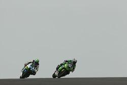 Sheridan Morais, Kawasaki Puccetti Racing, Andrew Irwin, CIA Landlord Insurance Honda