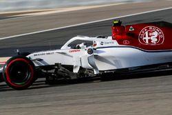 Charles Leclerc, Sauber C37 Ferrari