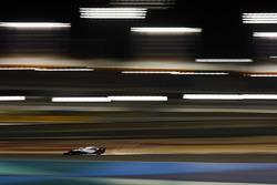 Lance Stroll, Williams FW41 Mercedes, strikes up sparks