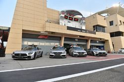Safety car e Medical car