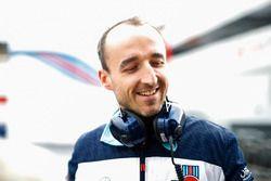 Robert Kubica, pilote de réserve Williams