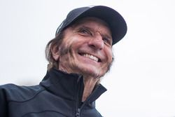 Emerson Fittipaldi en el Laureus Sport for Good Run