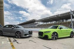 Audi RS3 e TT RS