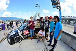 Dan Hardee, David Tuaty, TLM Racing