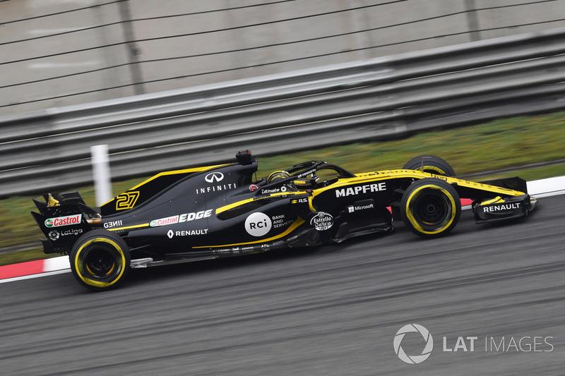 """1. <img src=""""https://cdn-3.motorsport.com/static/img/cfp/0/0/0/0/83/s3/germany-4.jpg"""" alt="""""""" width=""""20"""" height=""""12"""" />Nico Hulkenberg, 177 Grandes Premios (2010, 2012-2019). Su mejor resultado es el 4° puesto (en Bélgica 2012, Corea 2013 y Bélgica 2016)."""