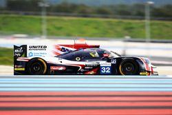 #32 United Autosports, Ligier JSP217 - Gibson: William Owen, Hugo de Sadeleer, Wayne Boyd