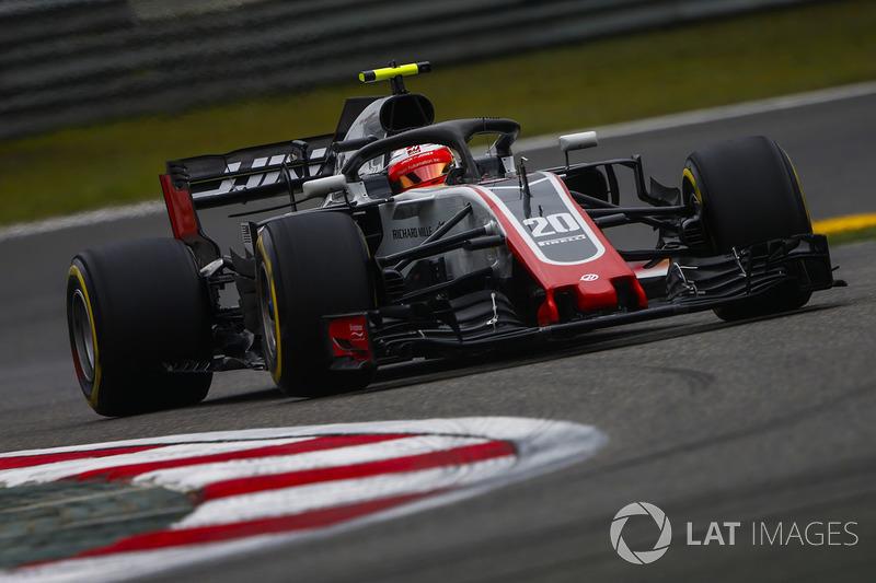 11. Кевин Магнуссен, Haas F1 Team VF-18