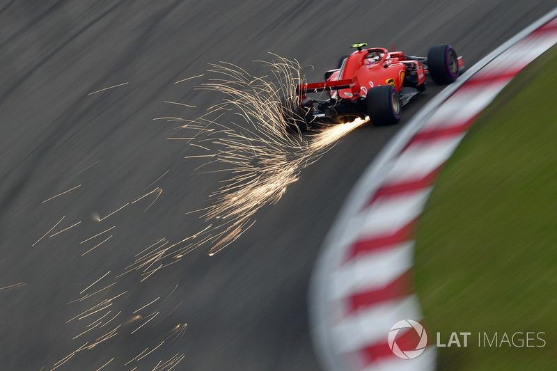 2. Кими Райкконен, Ferrari SF71H