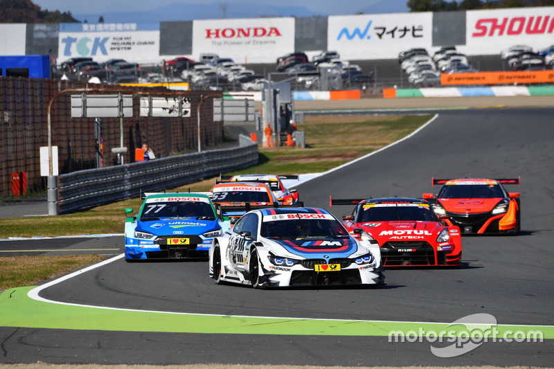 DTM und Super GT gemeinsam