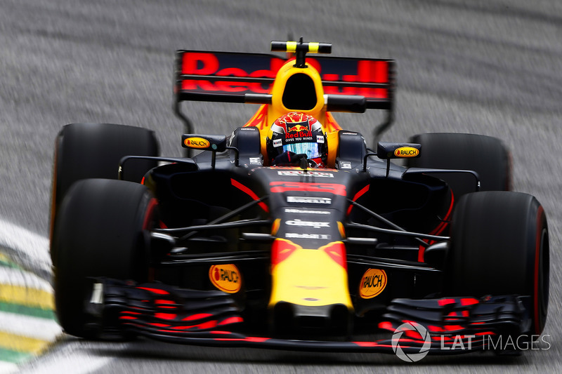 4: Max Verstappen, Red Bull Racing RB13