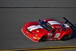 #10 TA2 Ford Mustang: Carlo Falcone of KMW Motorsports
