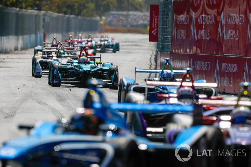 Oliver Turvey, NIO Formula E Team Lucas di Grassi, Audi Sport ABT Schaeffler