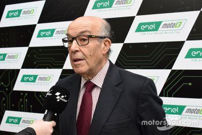 Lancement du FIM MotoE World Cup