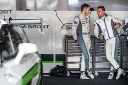 #18 Bentley Team M-Sport Bentley Continental GT3: Maxime Soulet, Vincent Abril