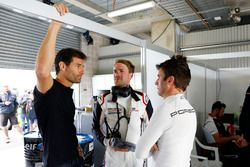 Mark Webber, #911 Manthey Racing Porsche 911 GT3 R: Romain Dumas, Dirk Werner