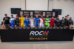 Press Conference: Fredrik Johnsson, Kevin Leaune, Helio Castroneves, Ryan Hunter-Reay, Juan-Pablo Mo