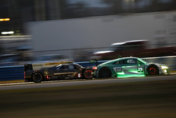 #5 Action Express Racing Cadillac DPi: Joao Barbosa, Filipe Albuquerque, Christian Fittipaldi, #29 M