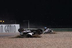 La caduta di Raffaele De Rosa, Althea Racing