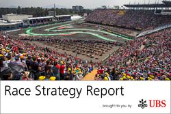 Mexican GP race strategy report