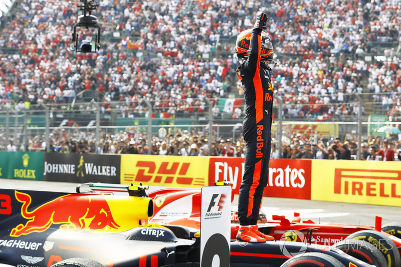 3- GP de México de 2017