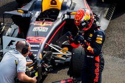 Winnaar Max Verstappen, Red Bull Racing