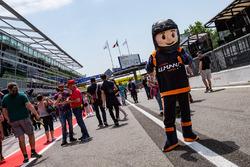 European Le Mans series mascota