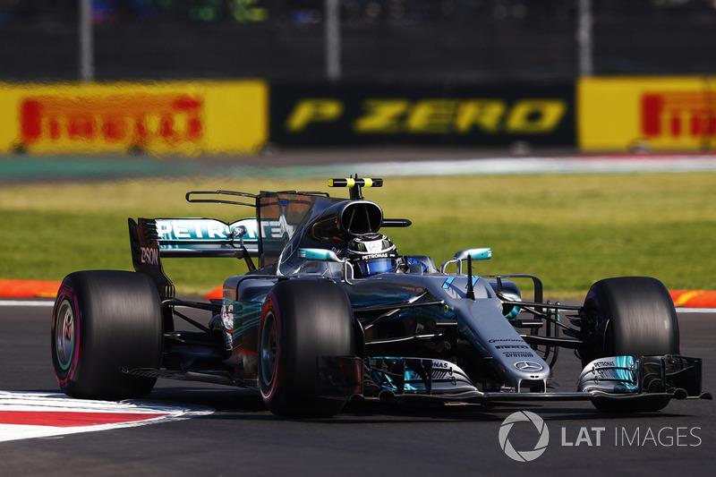 6. Valtteri Bottas, Mercedes AMG F1 W08