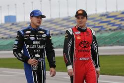 Christopher Bell, Joe Gibbs Racing Toyota Daniel Hemric, Richard Childress Racing Chevrolet