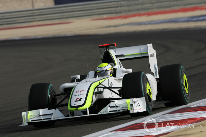 2009: Jenson Button, Brawn GP BGP 001