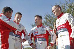 Kris Meeke, Citroën World Rally Team, Sébastien Loeb, Citroën World Rally Team, Paul Nagle, Citroën