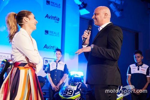 Avintia Racing MotoGP lancering