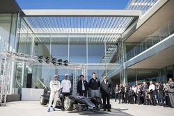 Lewis Hamilton, Mercedes-AMG F1, Valtteri Bottas, Mercedes-AMG F1, Toto Wolff, Mercedes AMG F1 Direc
