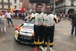 kevin Gilardoni et Corrado Bonato